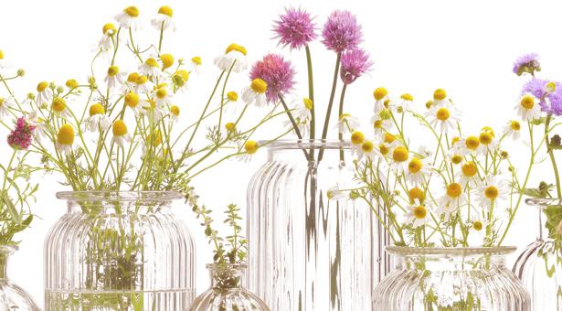 Das Leben danach: Schicke Bohème Vase